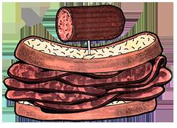 T.J.'s Hot Pastrami