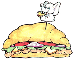 The Jumbo Croissant